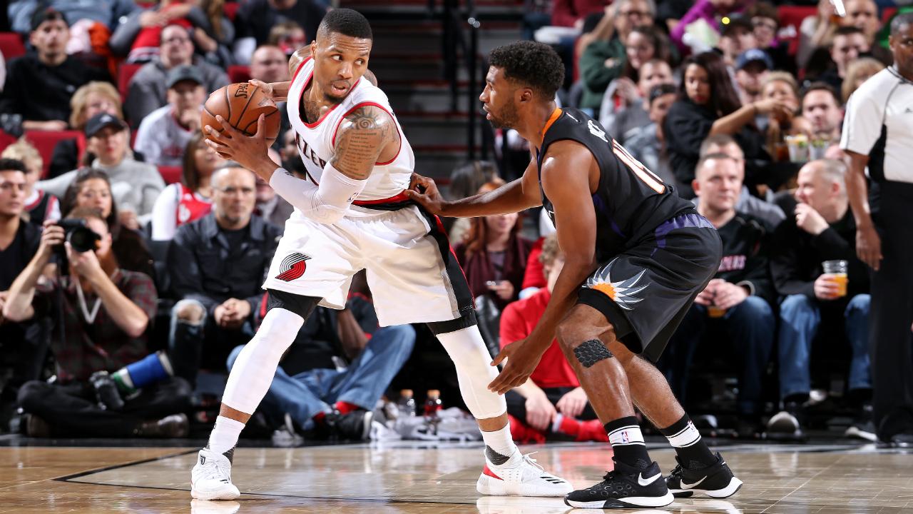 Blazers extend winning streak to season-high 5 in downing Rockets