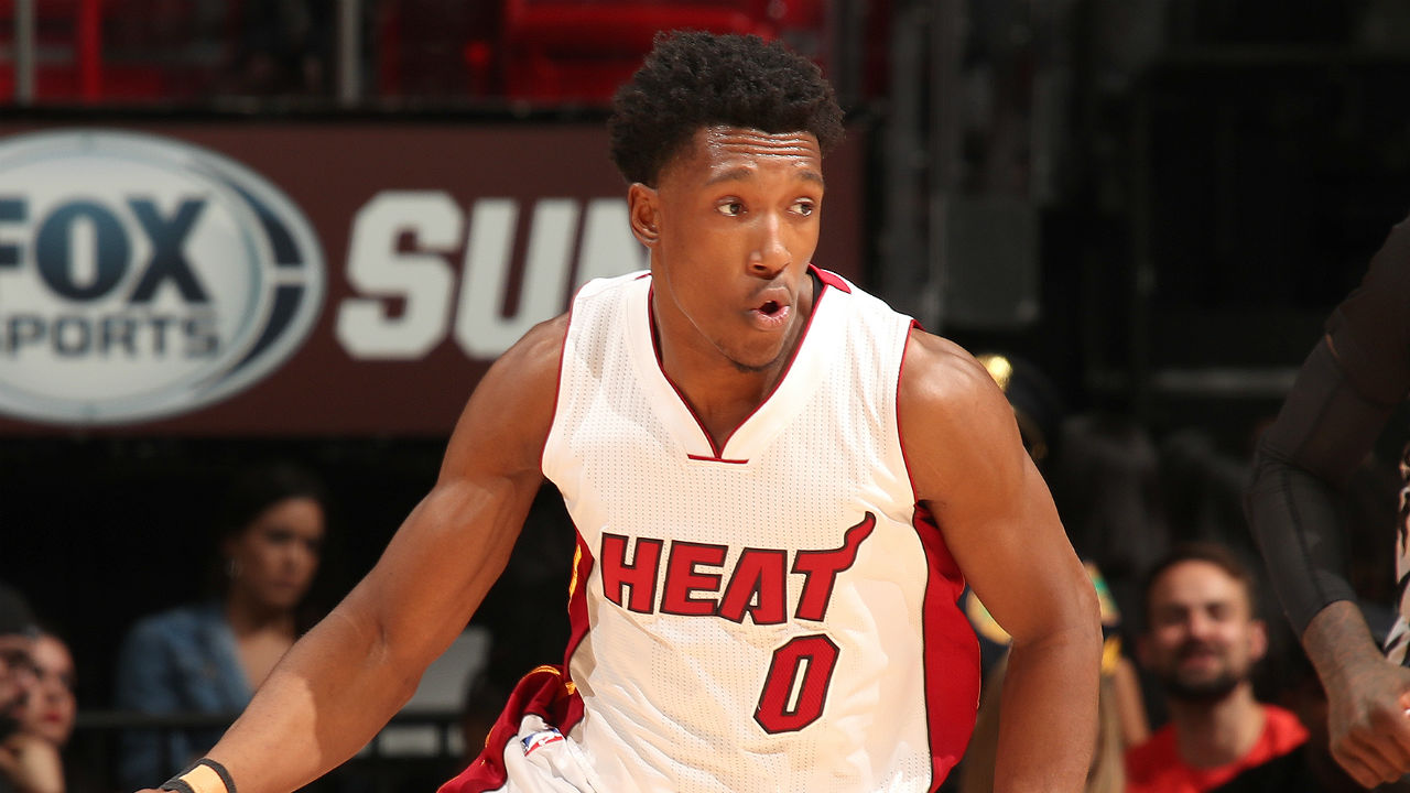 Miami Heat, Josh Richardson agree to 4-year, $42 million extension