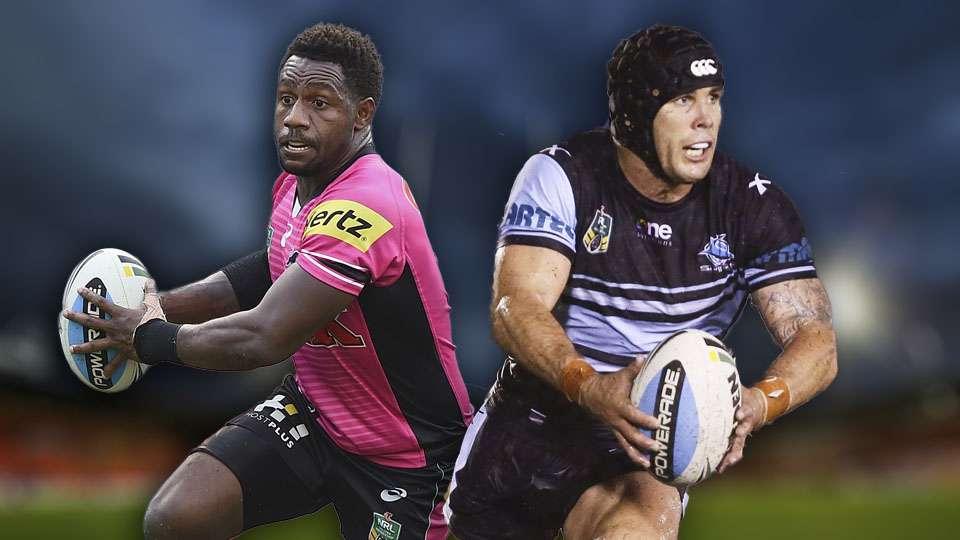 NRL Preview: Panthers v Sharks