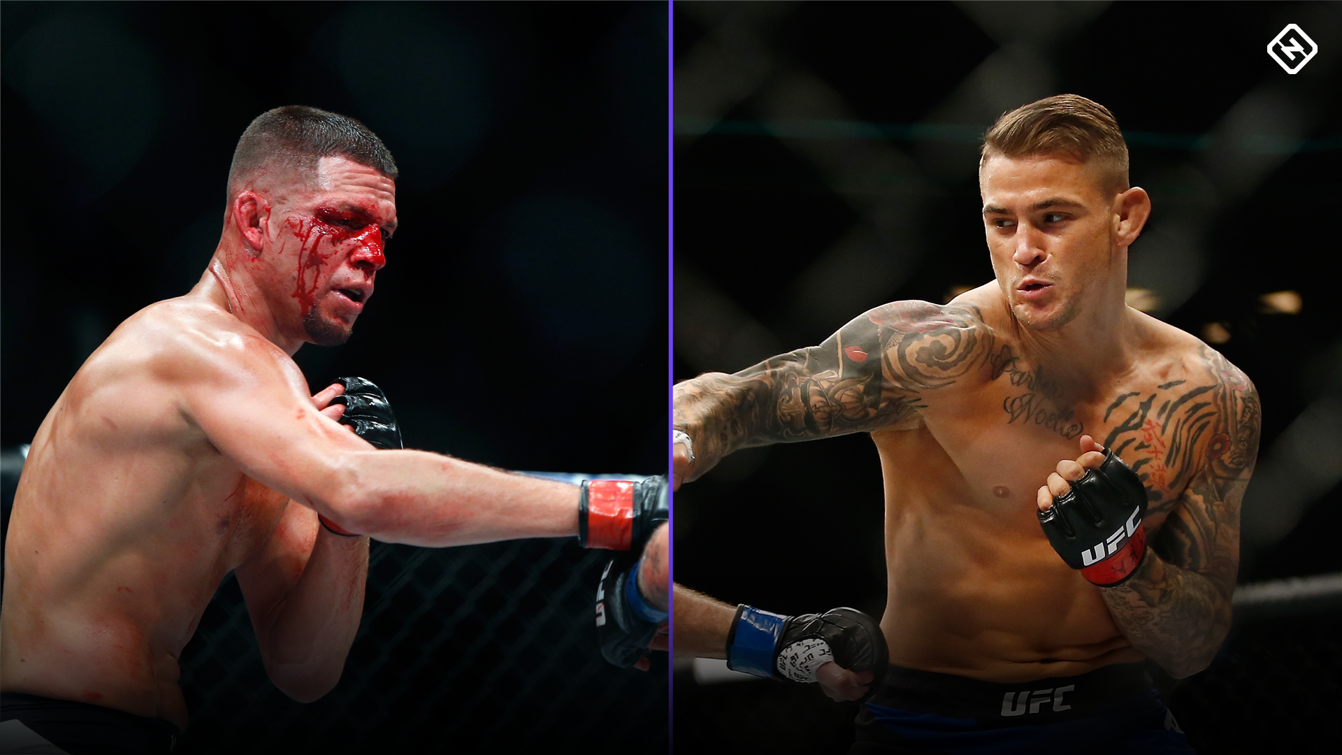 Nate Diaz Returns to Face Dustin Poirier at UFC 230