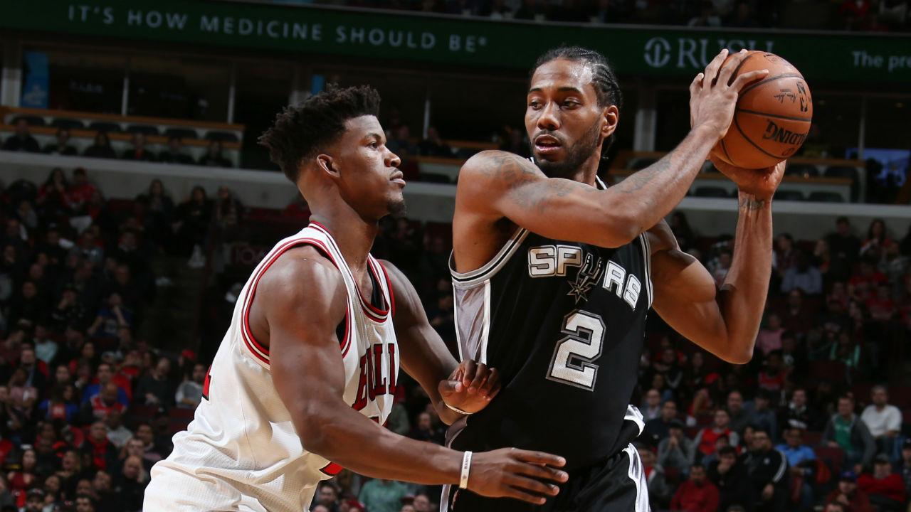 Chicago Bulls at San Antonio Spurs: Christmas Day Game Outlook