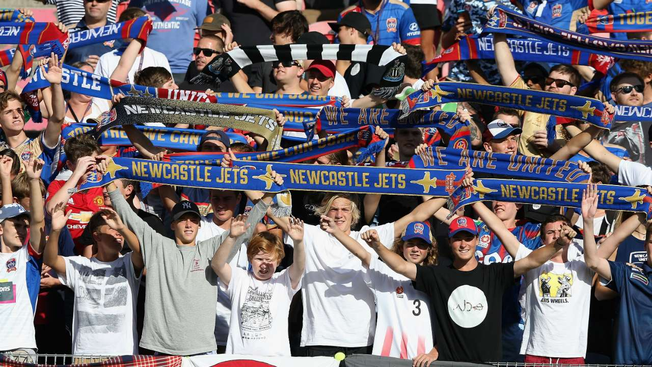 Newcastle Jets confirm new coach