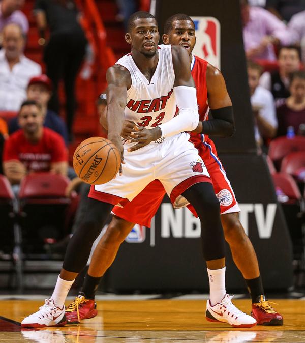 Photos: Los Angeles Clippers v Miami Heat | NBA | Sporting ... Chris Paul Heat