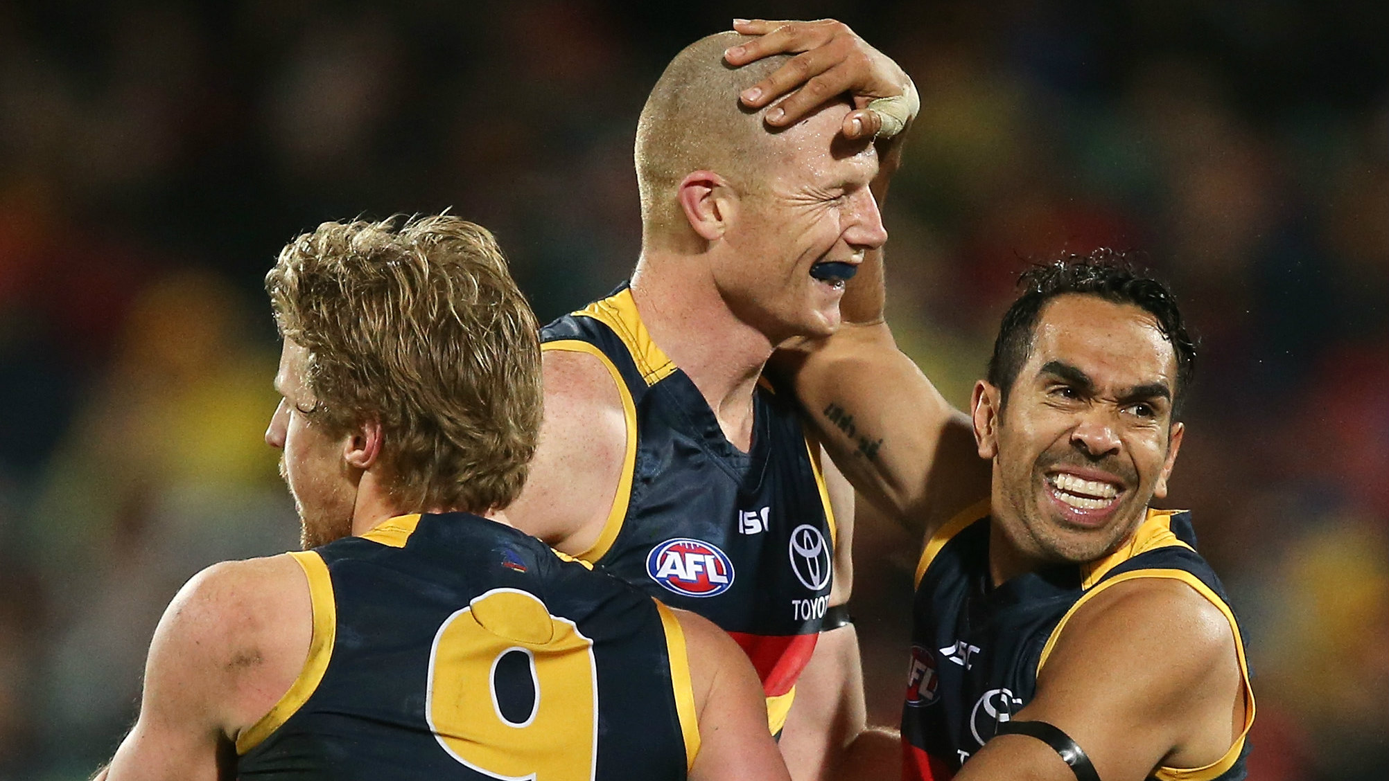 Warren Tredrea Says Rory Sloane 'No Chance' To Play