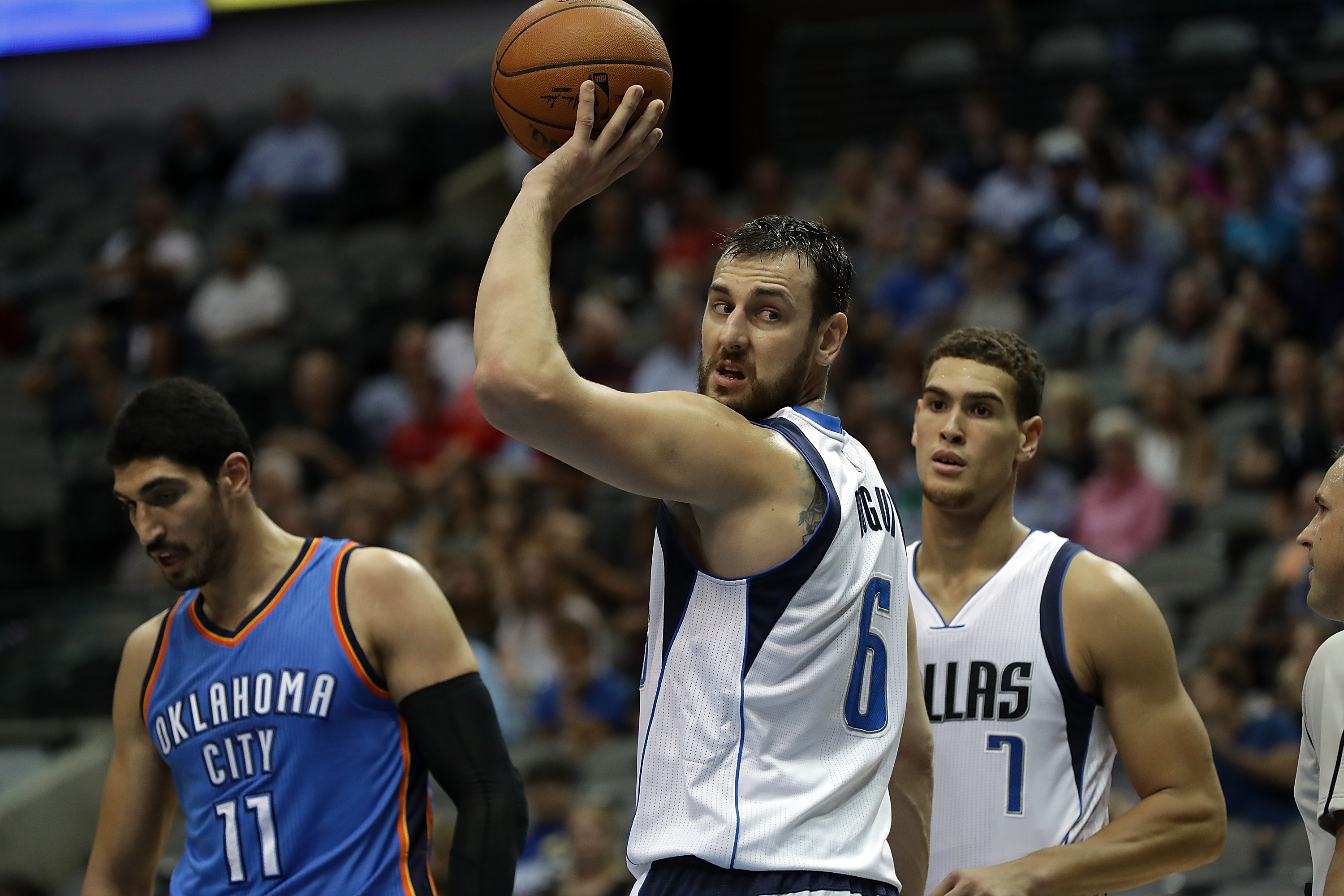 Bogut lands a new home in Philly - for now