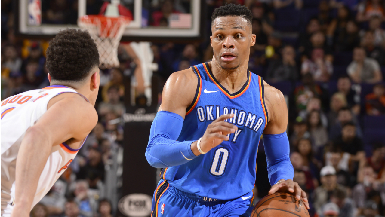 Thunder Rally on the Road to Beat Suns