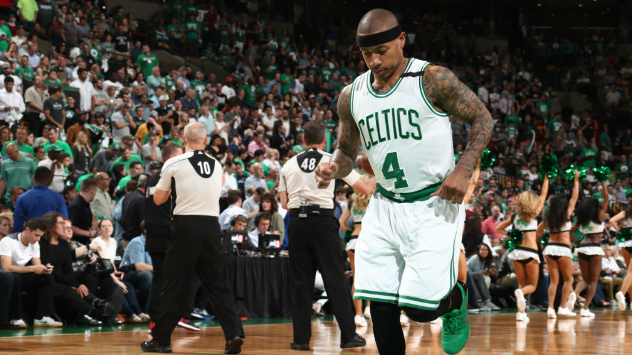 Cavaliers embarrass Celtics in record-setting win