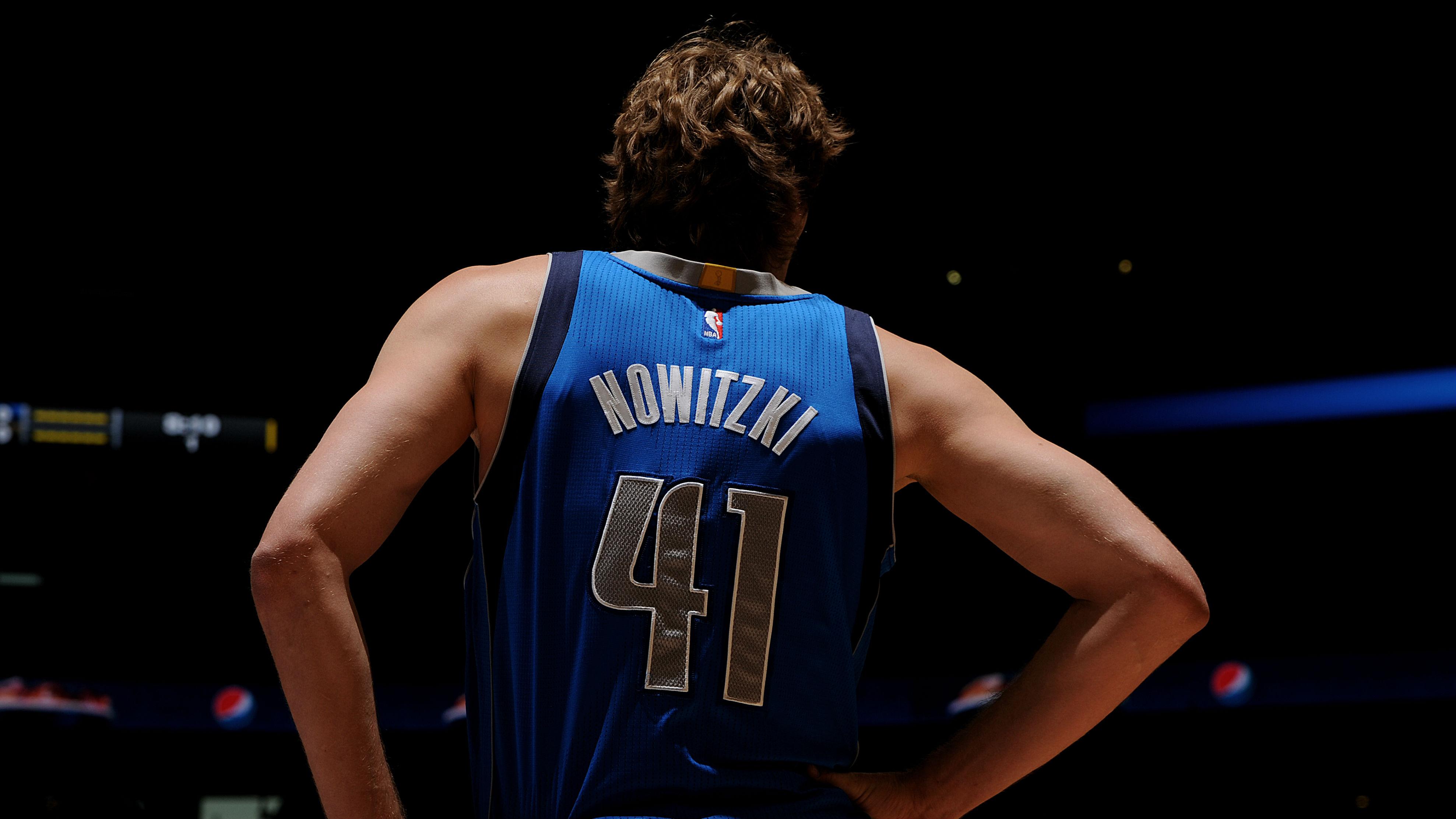 NBA   Dirk Nowitzki turns 37   SPORTAL