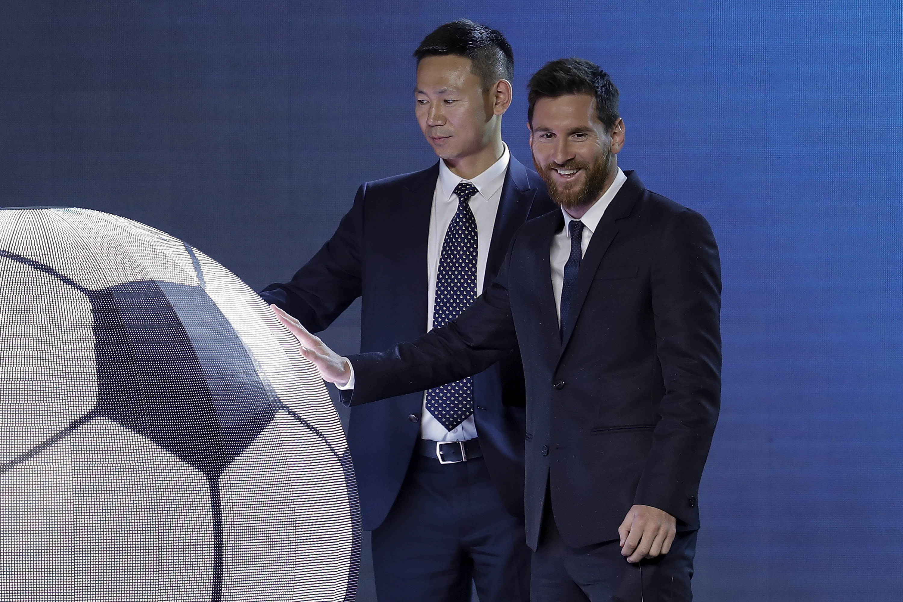 Messi theme park to open in China in 2019