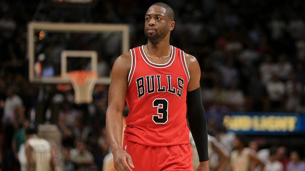 Jimmy Butler and Dwyane Wade are getting sick of all this