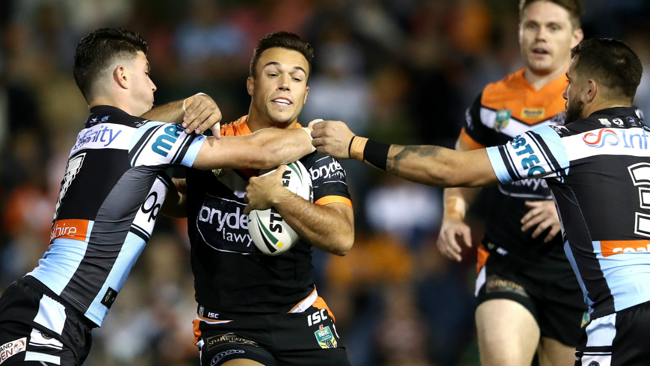 Reports Wests Tigers Luke Brooks Under Investigation