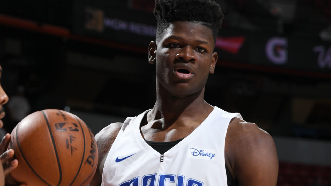 David Aldridge Q Amp A With Magic Rookie Mohamed Bamba