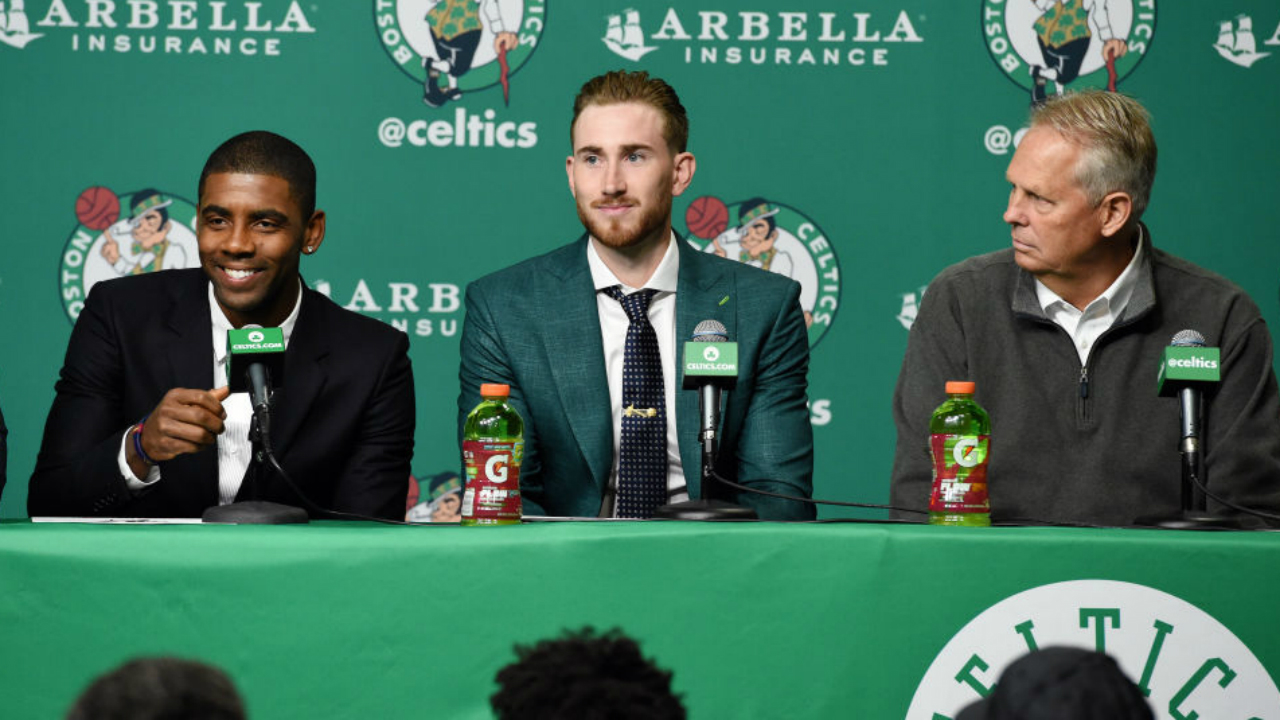 Danny Ainge: Celtics Didn't Plan On Making So Many Changes