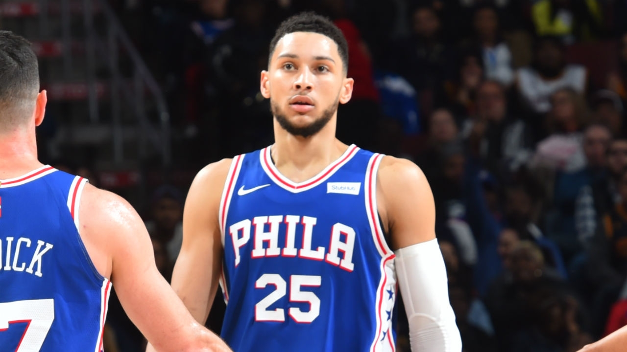 LIVE: Ben Simmons and the Sixers take on the Wizards | NBA | Sporting News