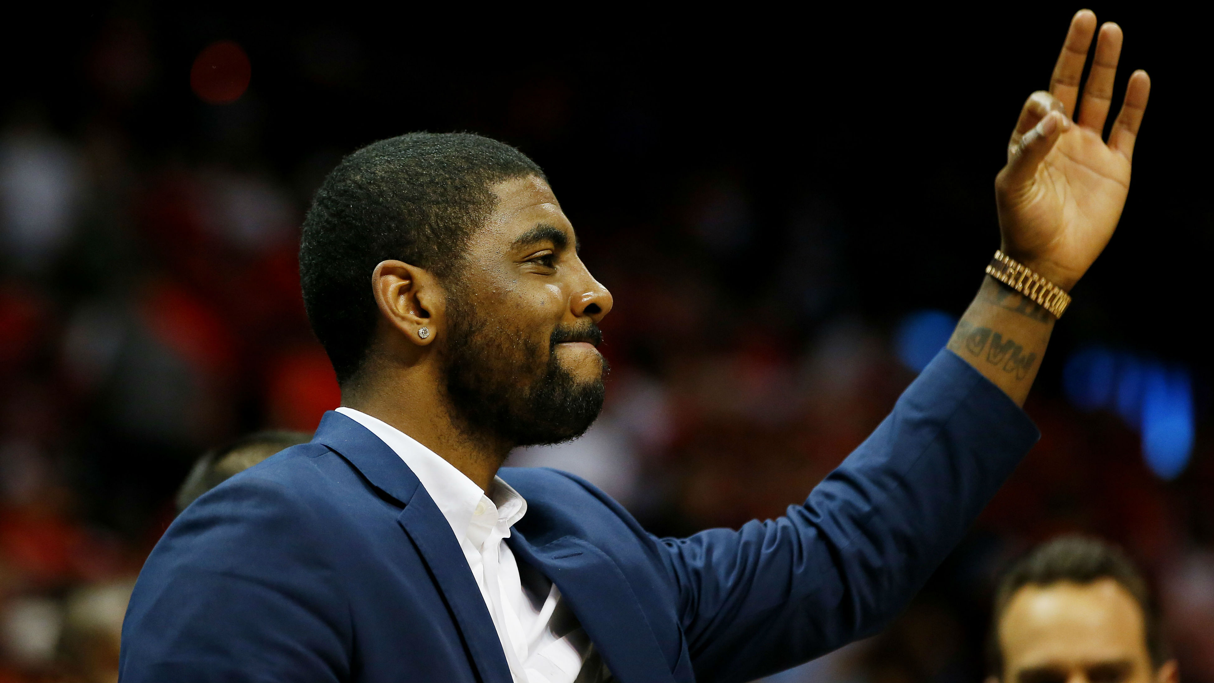 NBA | For Kyrie Irving, down time before the NBA Finals is ...
