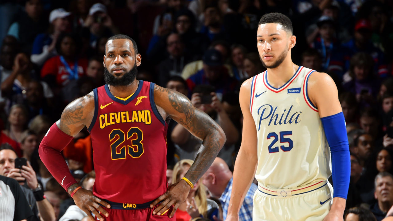 76ers Targeting LeBron, Kawhi this Offseason