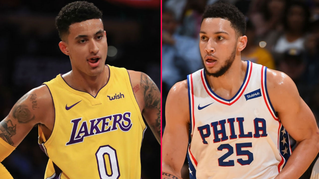 Simmons triple-double in loss to Lakers