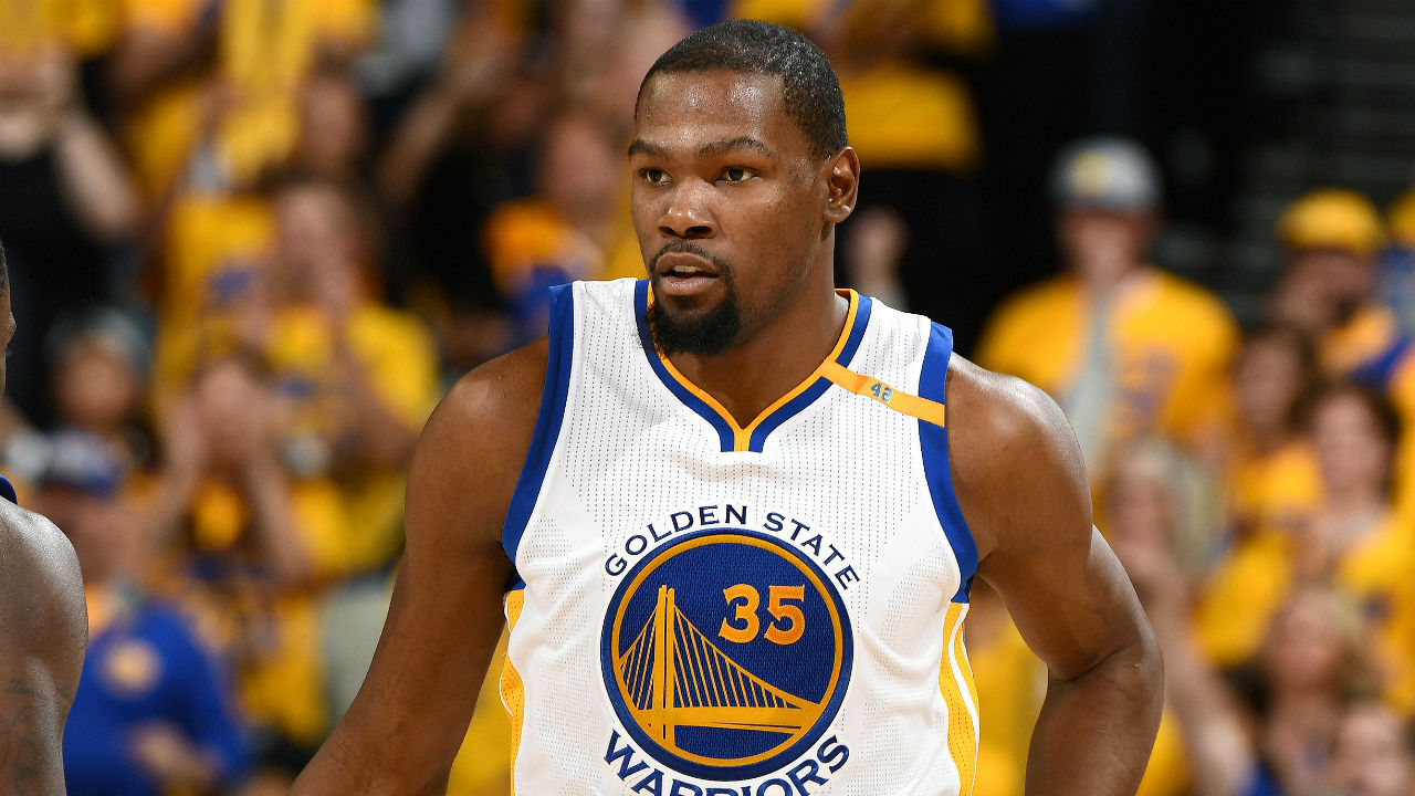 Durant, Livingston, Barnes all questionable for Game 2