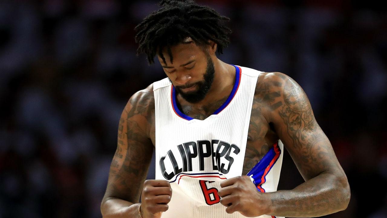 Could Clippers move DeAndre Jordan?