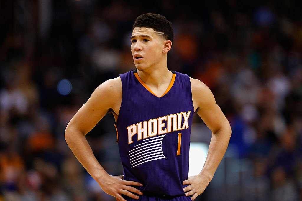 Booker Continues to Make History, Suns Beat Spurs