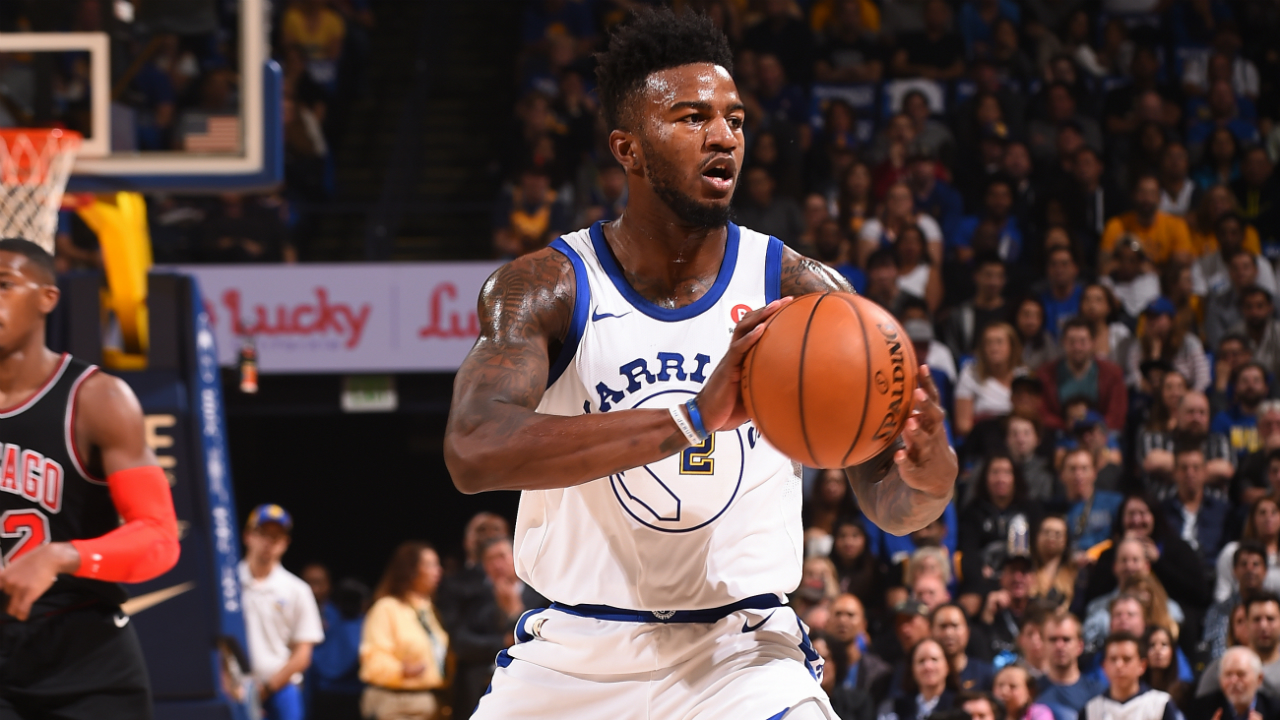 Warriors' Jordan Bell shades Bulls over draft snub
