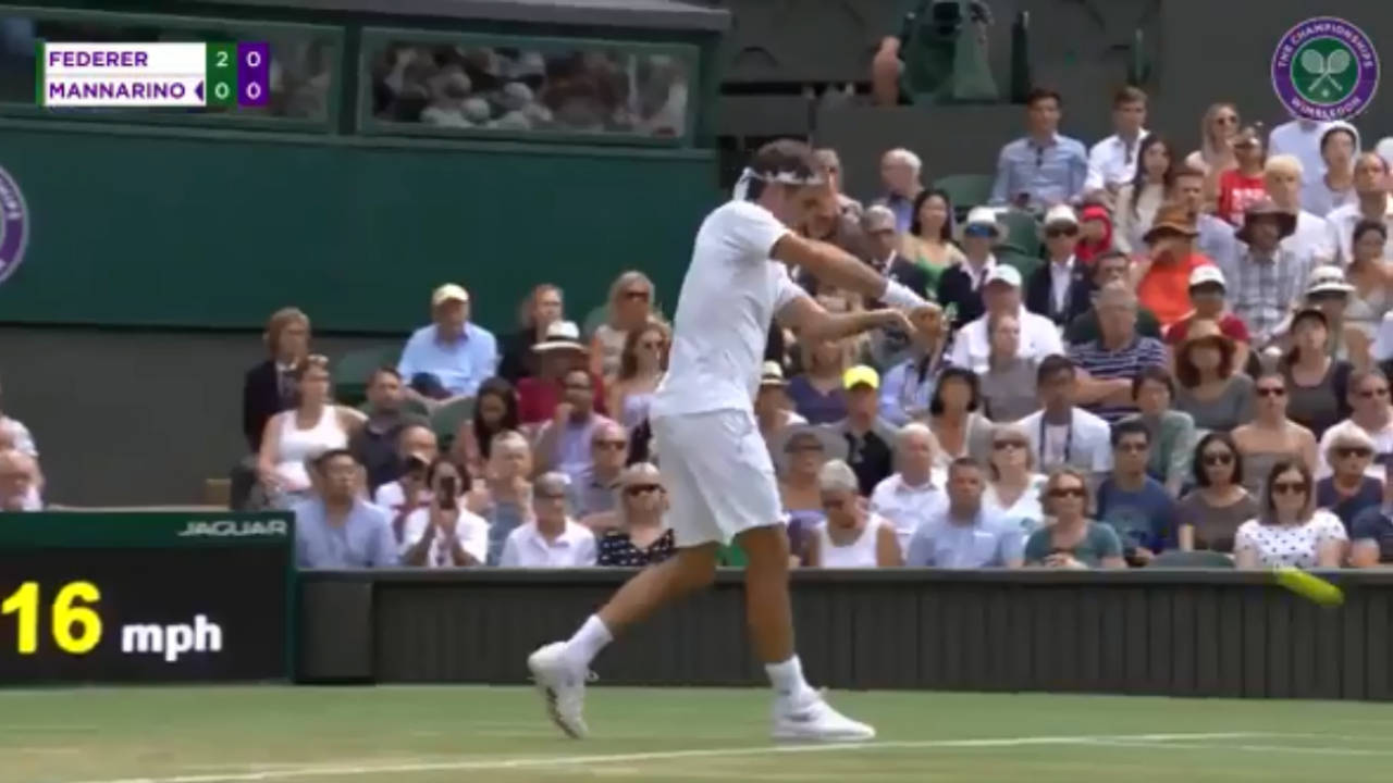 How to Watch Federer vs Anderson Wimbledon Quarter Online