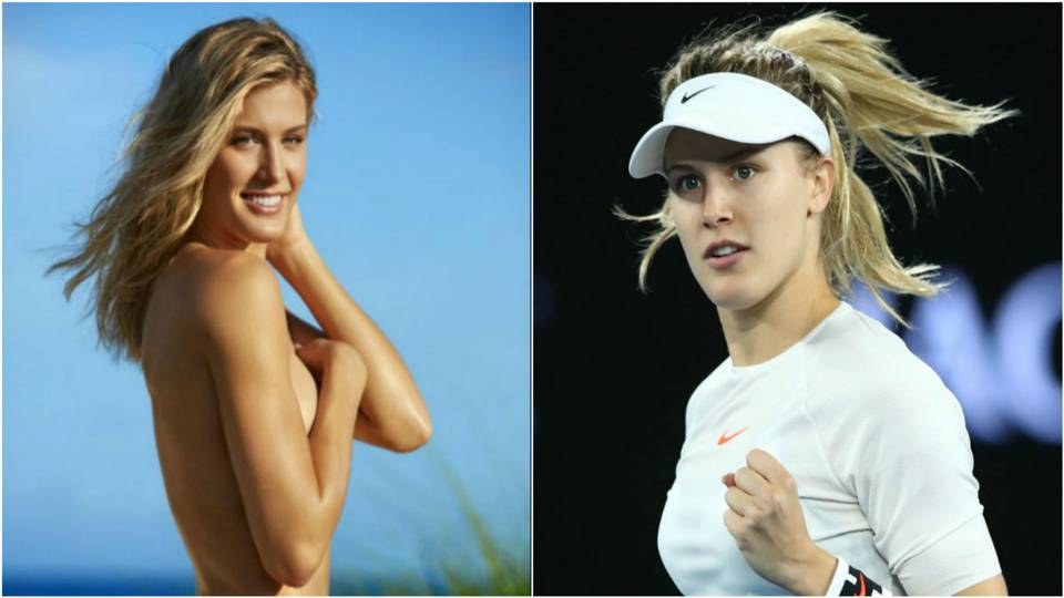 Bouchard Hits Back At Haters After Sports Illustrated Swimsuit