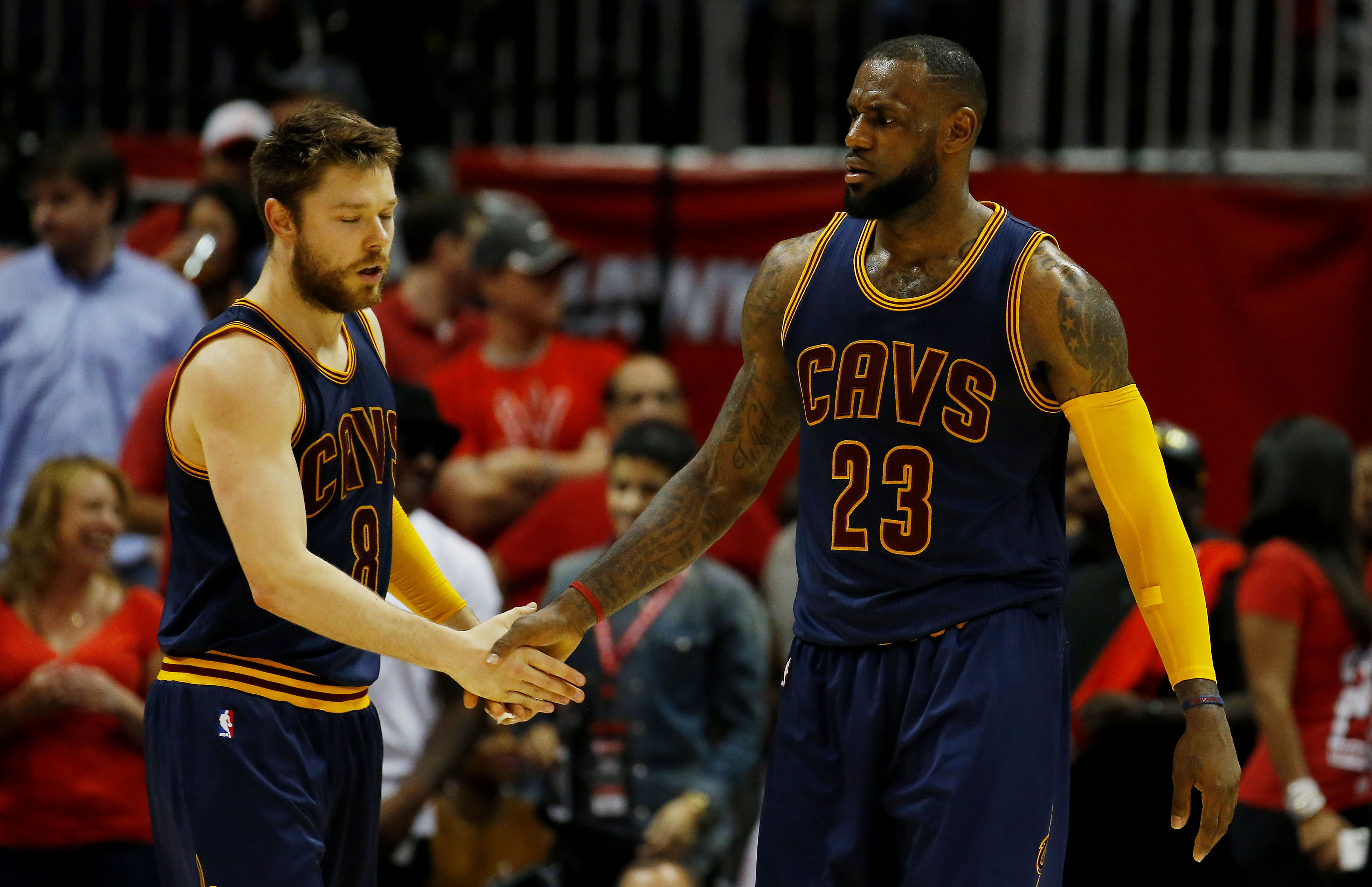 Di did lebron james become famous - That Player Though Happens To Be One Of The Most Reliable And Efficient Backup Point Guards In The Nba Dellavedova Is Averaging 8 1 Points