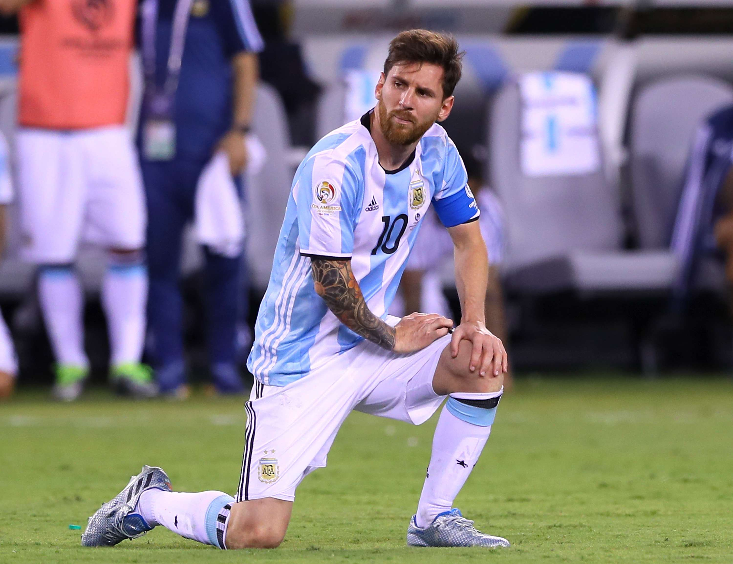 Lionel Messi To Retire From International Football Football Sporting News