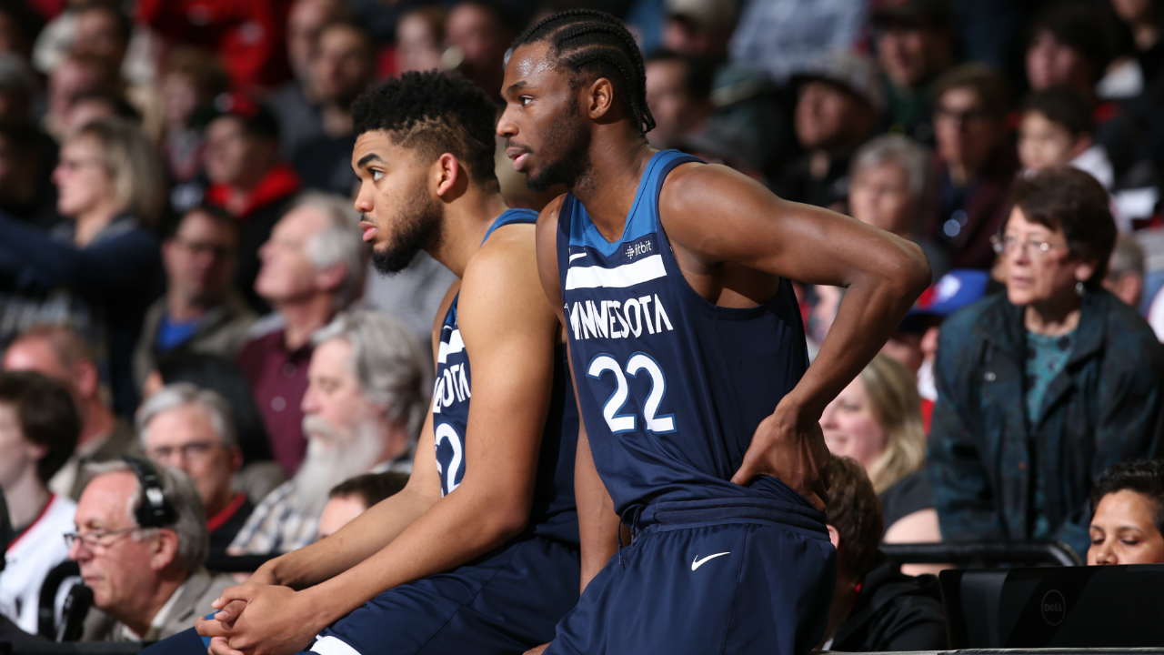 Andrew Wiggins is unhappy with his role on Timberwolves, per report