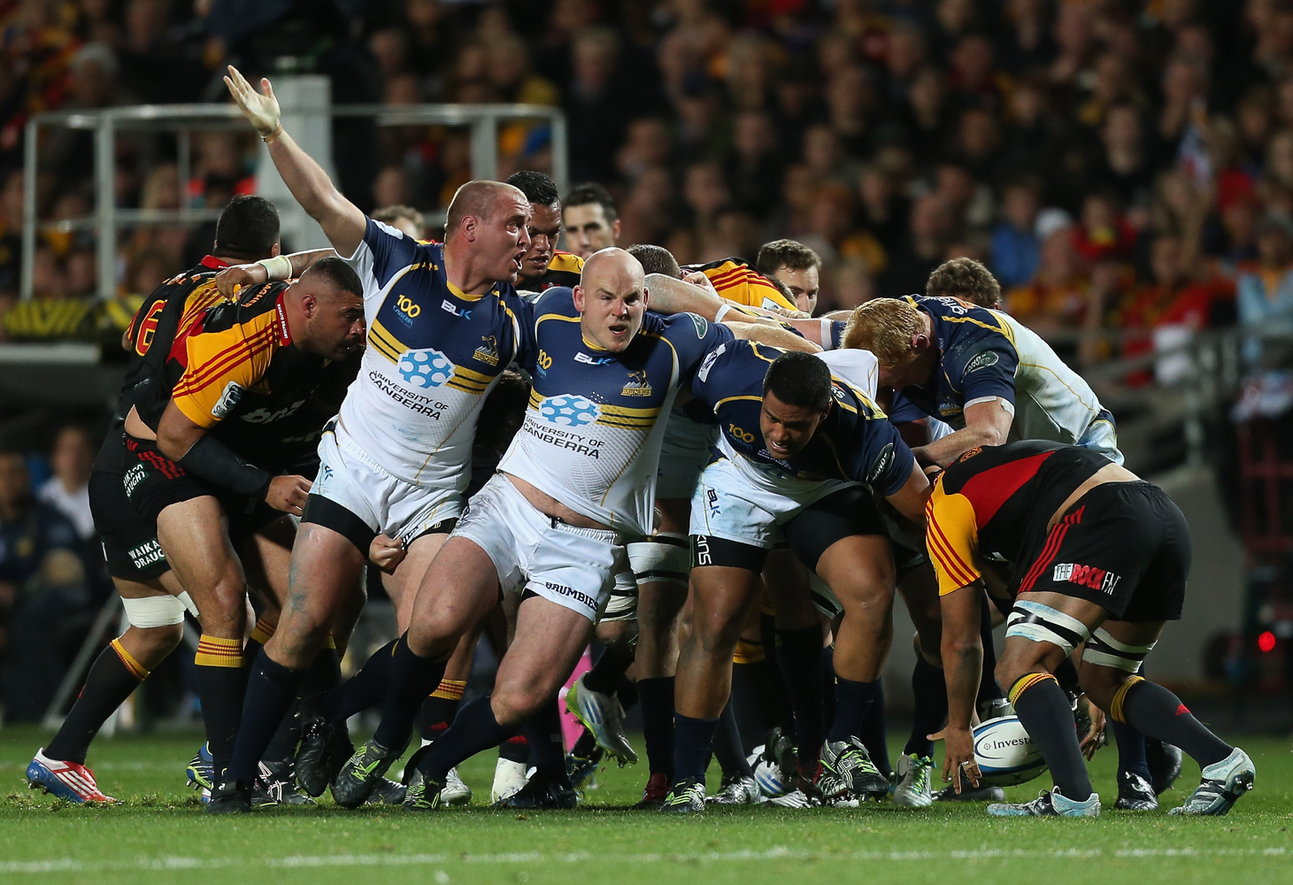 Gallery. Reasons to watch Super Rugby. Rd 2.