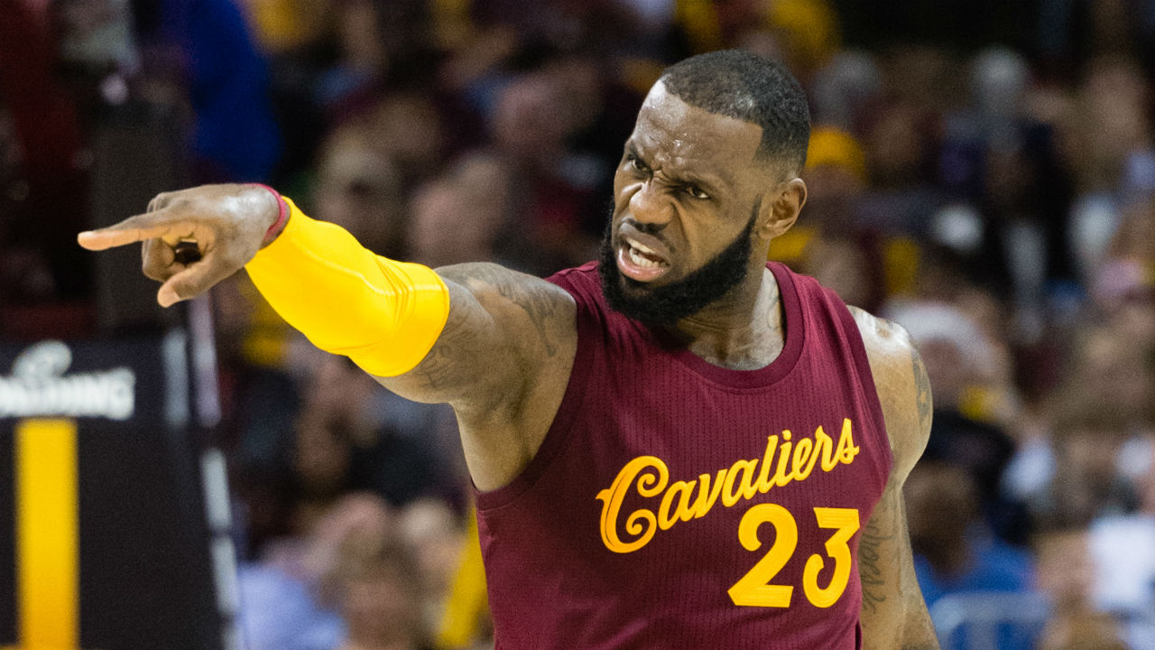 ... 2017 4:26pm EST The News Yesterday In Cleveland Was All About LeBron  Jamesu0027 Comments After The Cavsu0027 Loss On The Road To The New Orleans Pelicans .