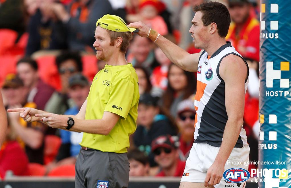 how to become an umpire in afl
