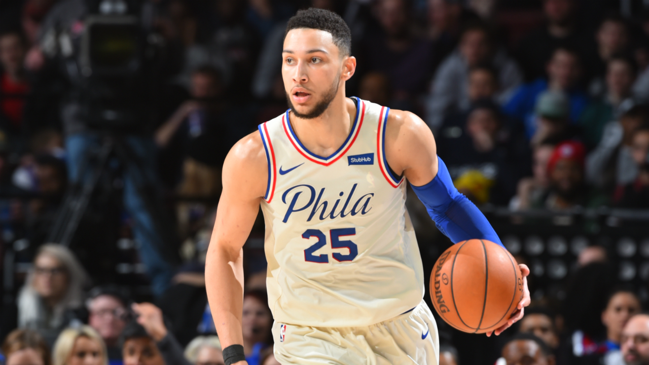Ben Simmons overlooked - again - for NBA All-Stars