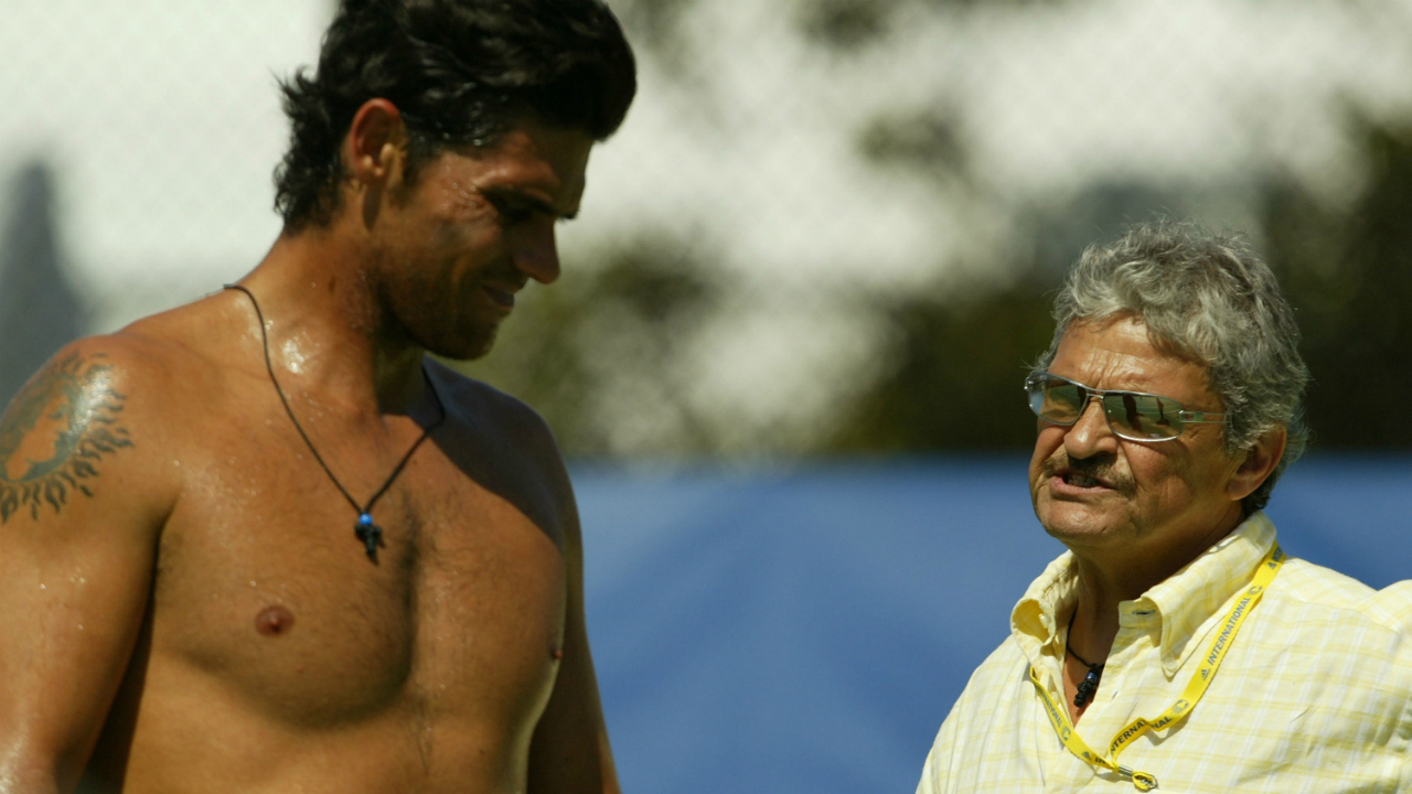 Father of pro tennis player arrested in San Diego on molestation charges