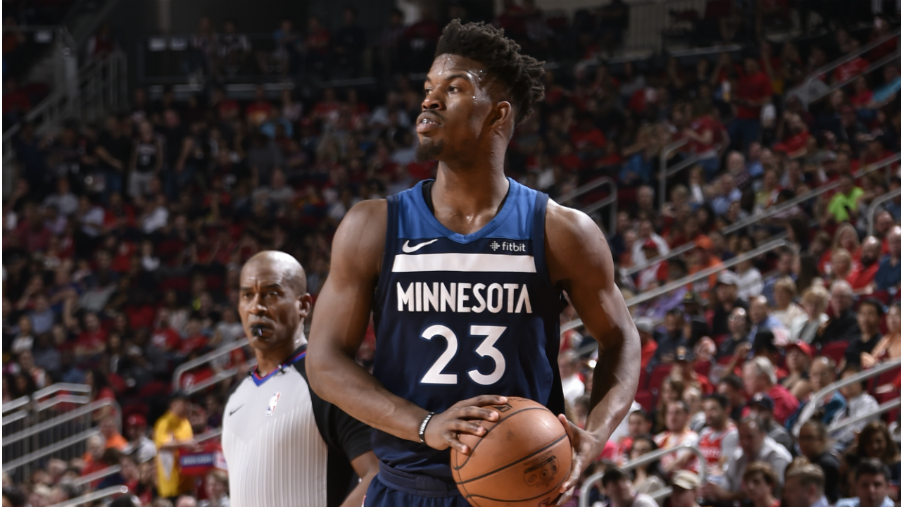 LaVine understands Butler's pain as Wolves star awaits MRI results