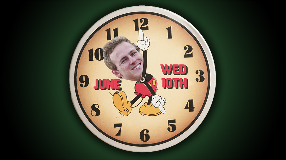Flippy Flop Clock