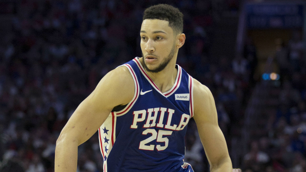 76ers rookie Ben Simmons achieves rare feat in defeat to Raptors