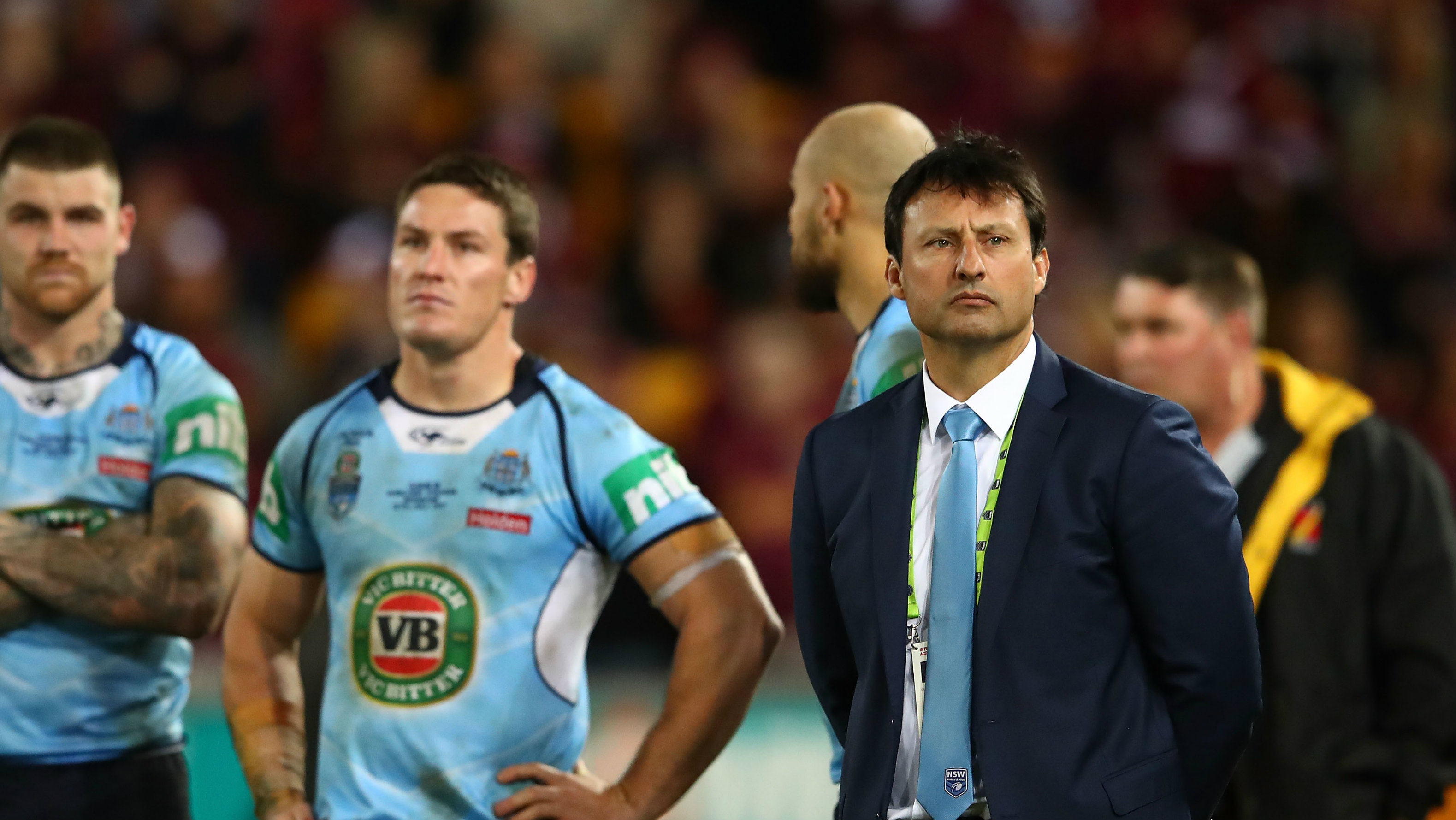 Laurie Daley finds unlikely ally in Walters
