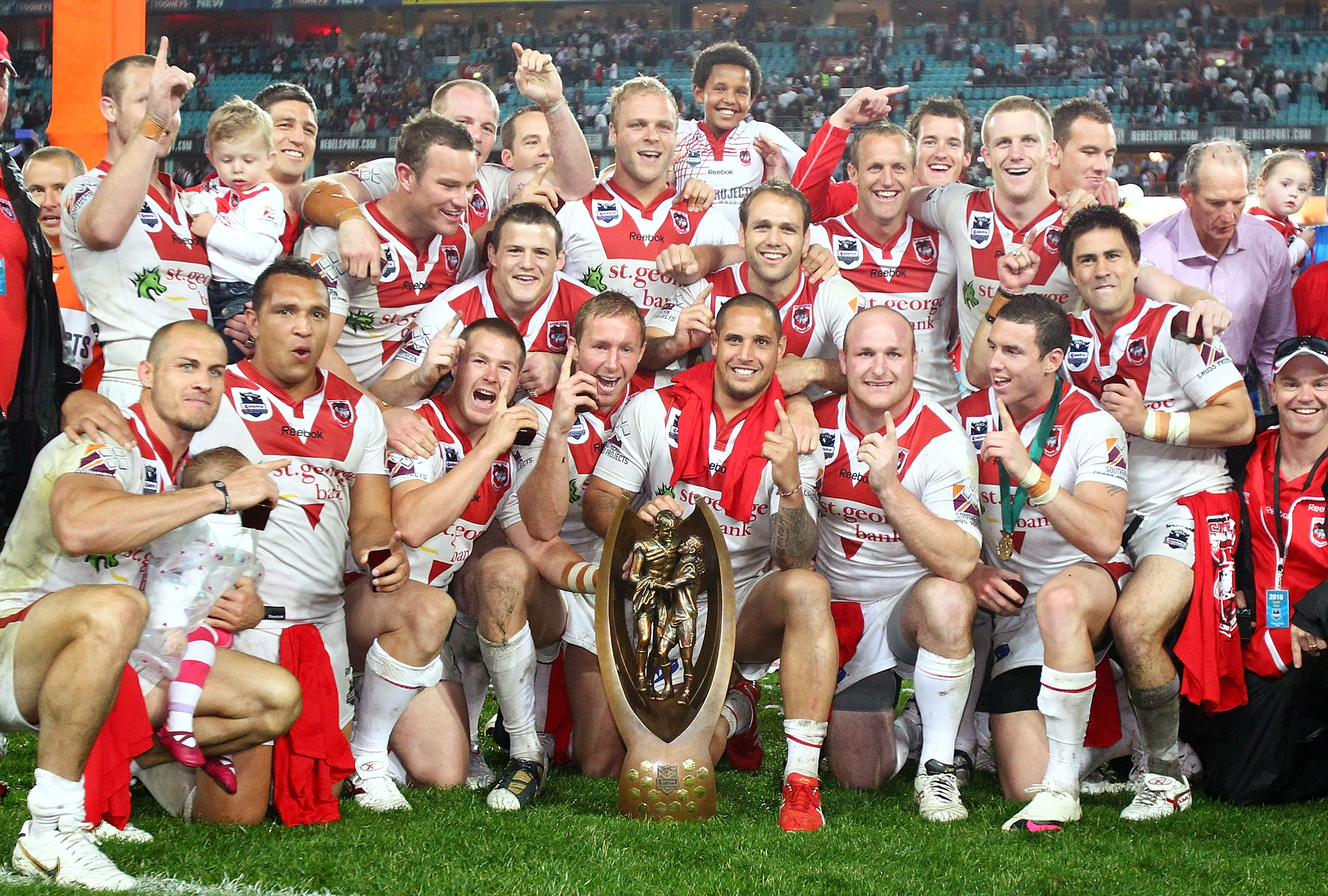 Where are they now: St George Illawarra 2010 | Sporting News