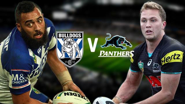 Canterbury Bulldogs v V Bulldogs