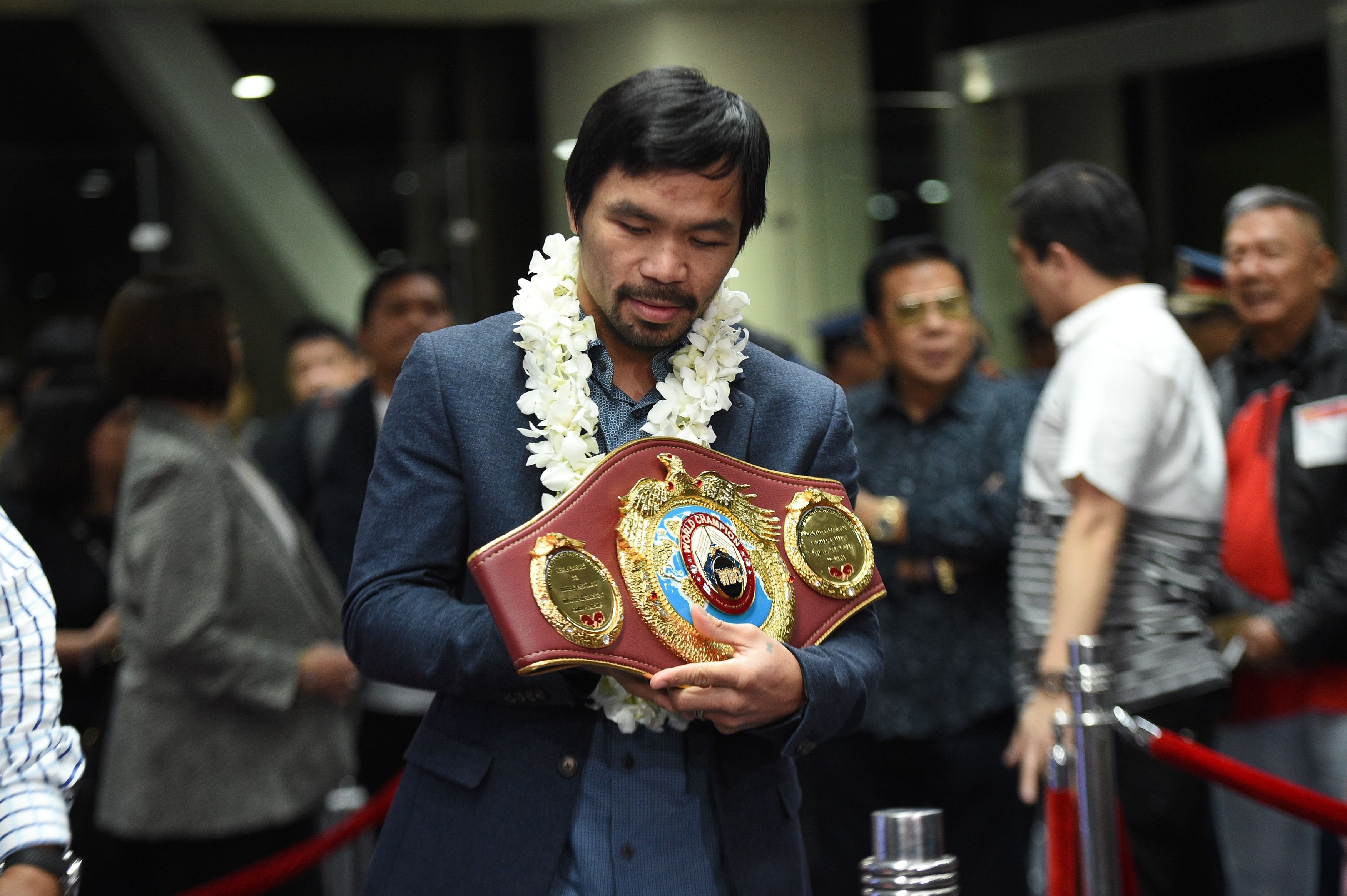 Horn's hopes rise after Pacquiao promoter says Khan fight is off