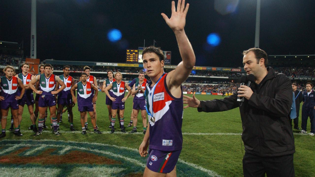 West Coast, Fremantle fans unite as Dockers ditch Ross Glendinning Medal