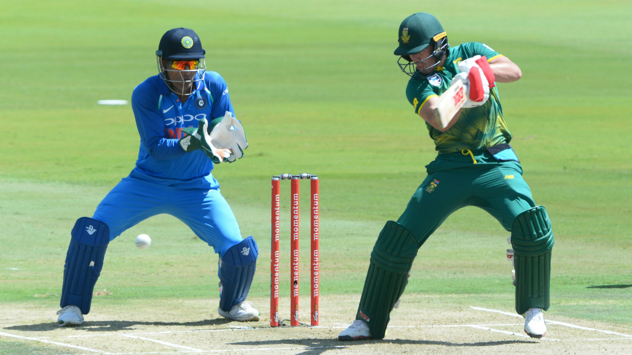 Live Cricket Score of South Africa vs India, 1st T20I