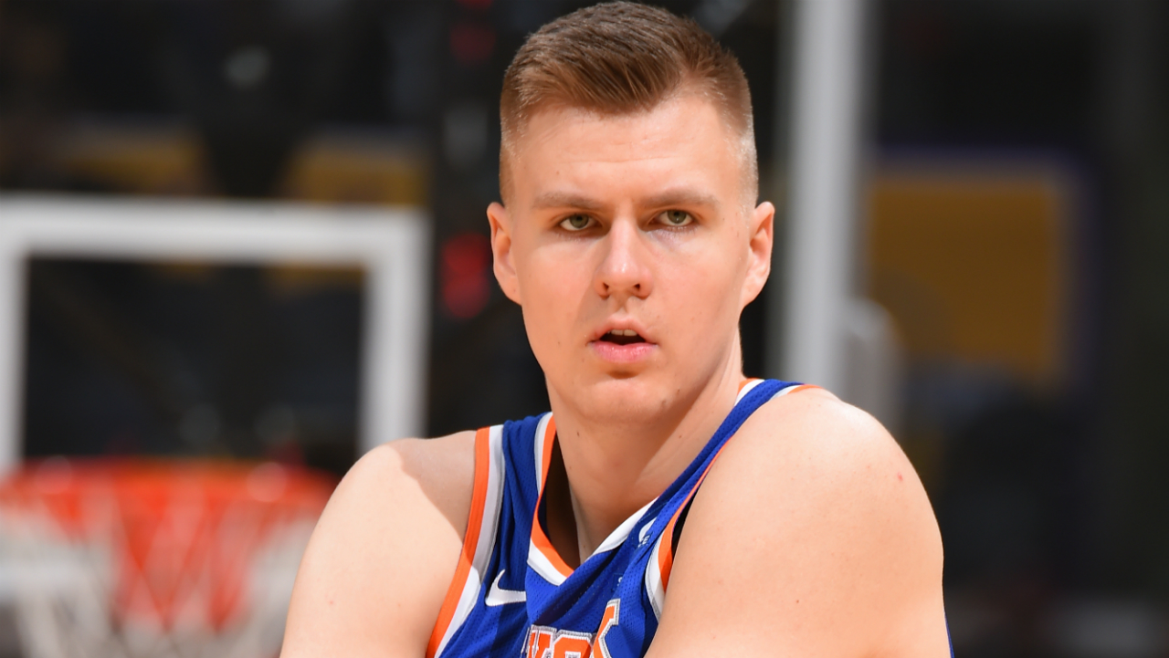 Without Kristaps Porzingis, Knicks overpowered by Warriors