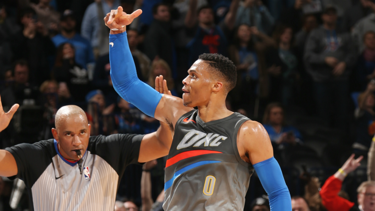Paul George Describes Decision As 'Easier To Make' Due To Westbrook's Support