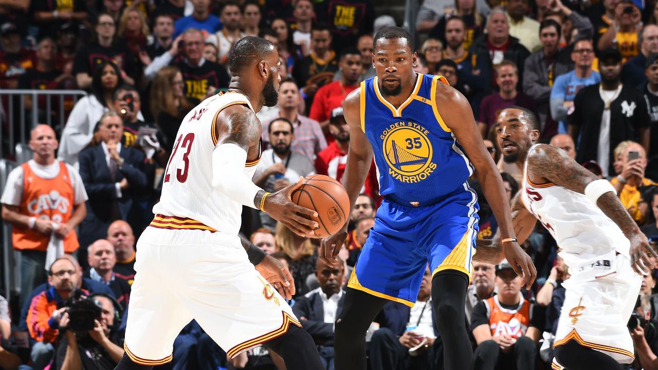 NBA Finals Game 3: Warriors vs Cavaliers Player Ratings ...