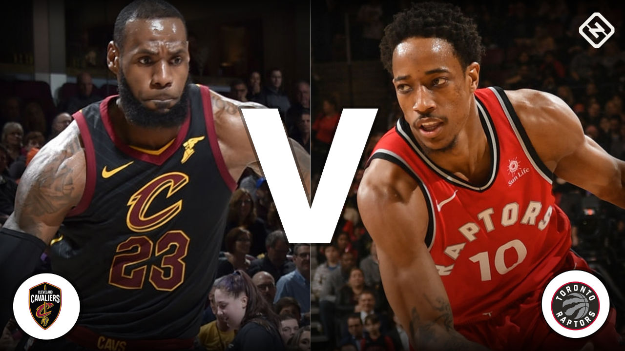 Raptors betting favourites for Game 1, series against Cavaliers