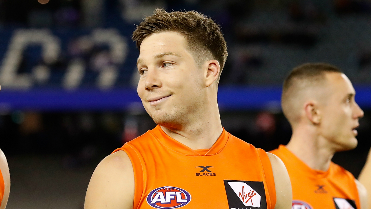Toby Greene's new deal makes him a Giant for life