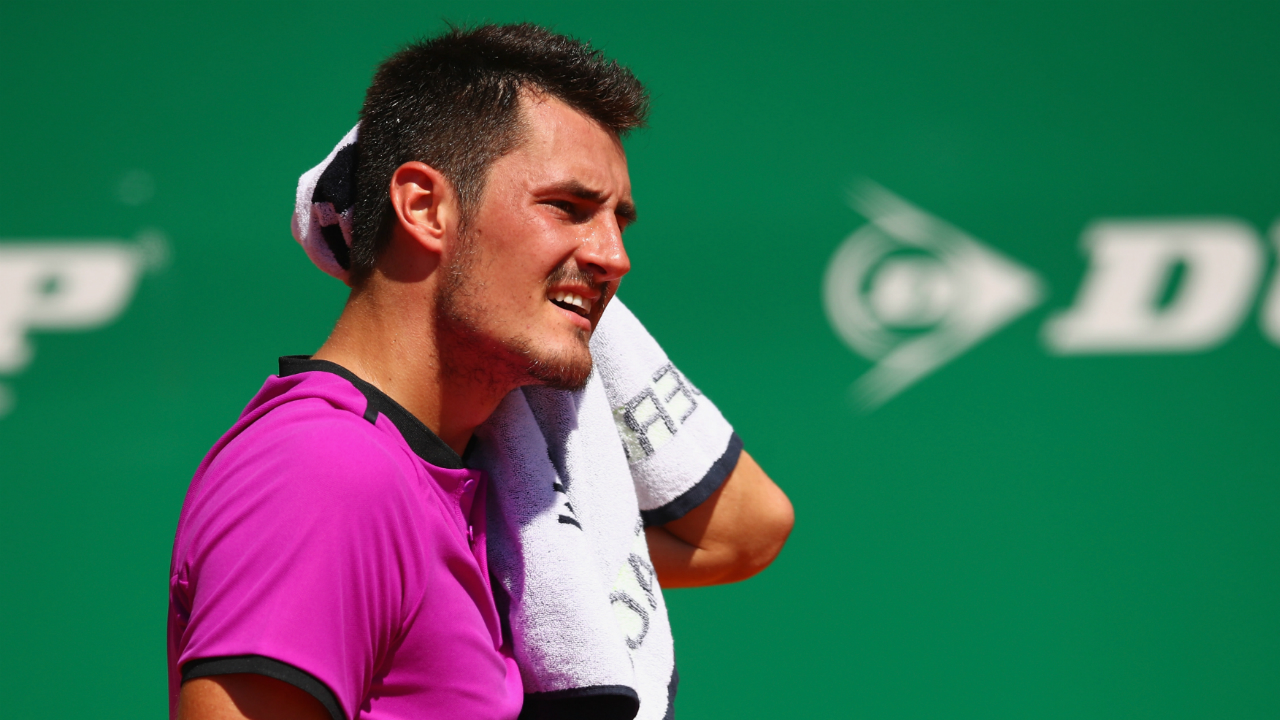 Bernard Tomic bundled out in first round ... again